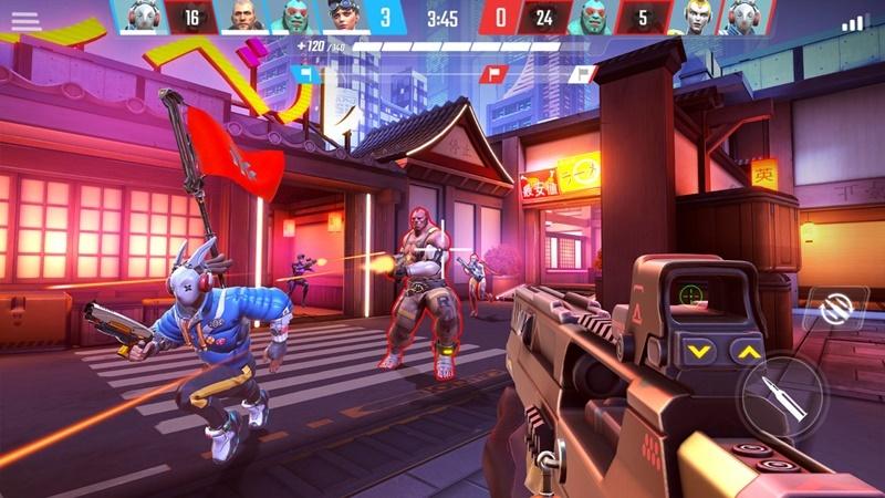 Shadow War Games
