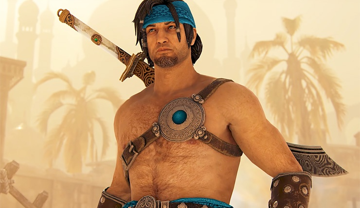For Honor Prince of Percia