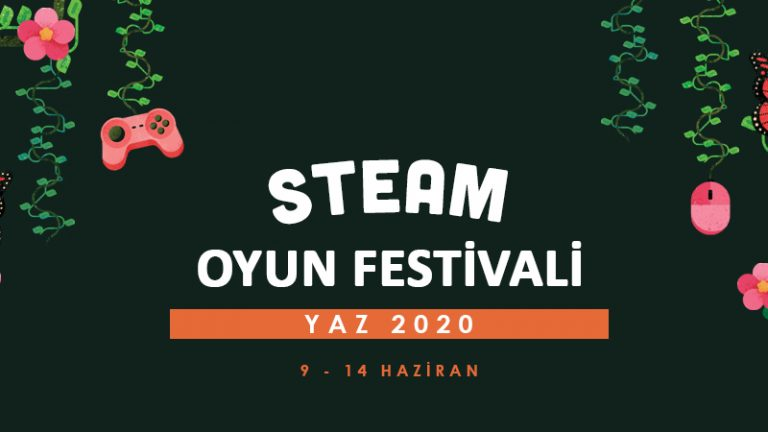 Steam Oyun Festivali
