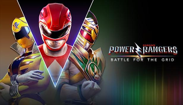 Power Ranger Battle for The Grid