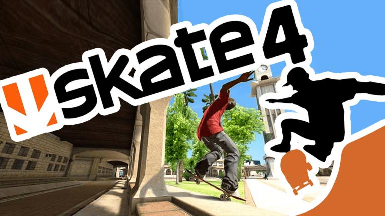 Skate 4 EA