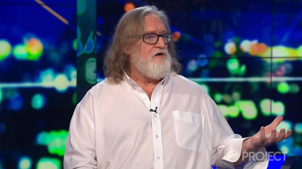 Gabe Newell Xbox Series X