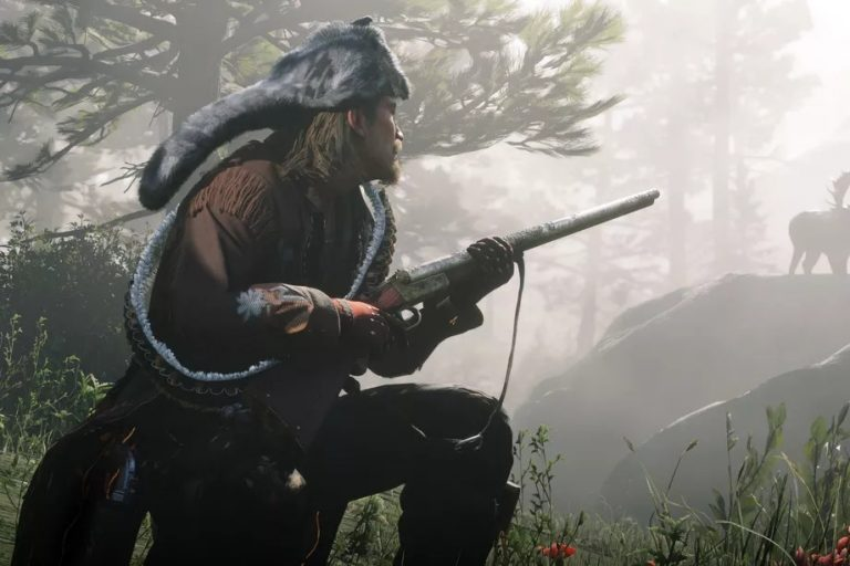 Red Dead Online The Naturalist