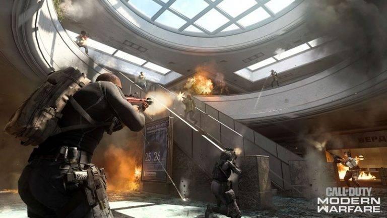 Call of Duty Modern Warfare & Warzone Sezon 5