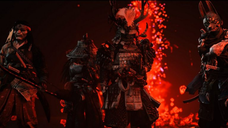 Ghost of Tsushima Legends co-op modu