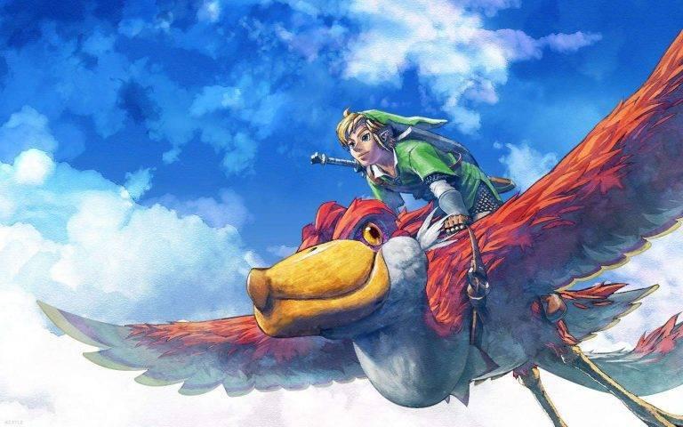 The Legend of Zelda Skyward Sword Nintendo Switch