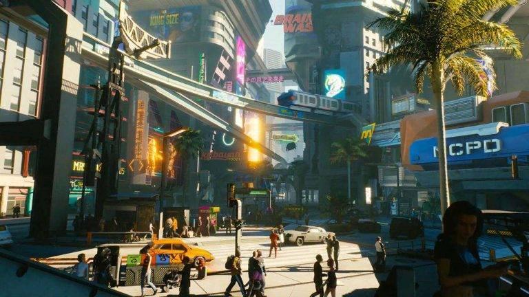 Cyberpunk 2077 Night City nasıl oluşturuldu