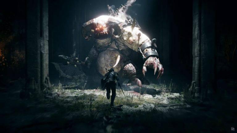 Demon's Souls Oynanış Videosu