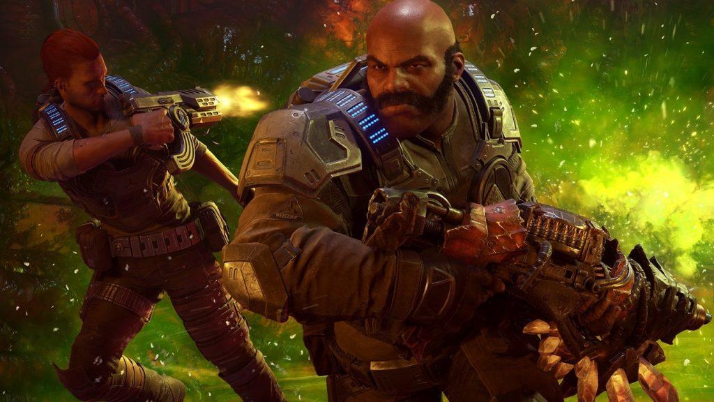 Gears 5 Hikaye DLC'si