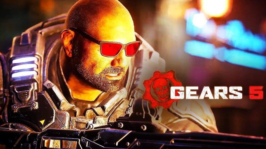 Gears 5 yükseltme fragmanı