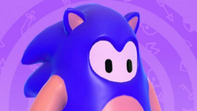 Sonic Fall Guys oyununa geliyor