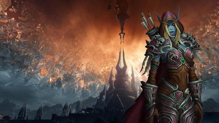 World of Warcraft Shadowlands ertelendi