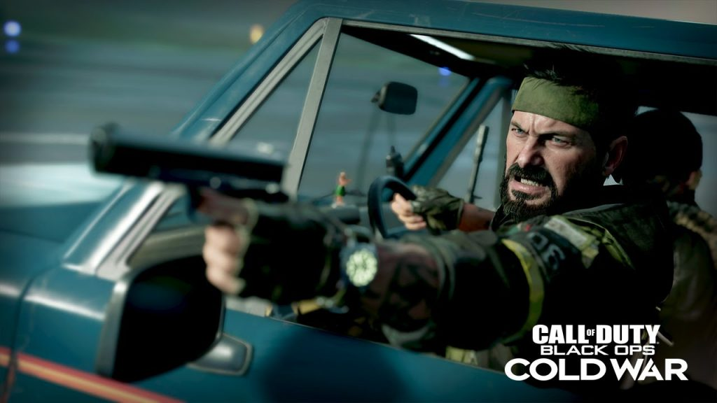 Call of Duty Black Ops Cold War İlk 15 Dakikası