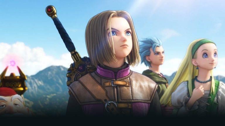 Dragon Quest XI S Definitive Edition demo