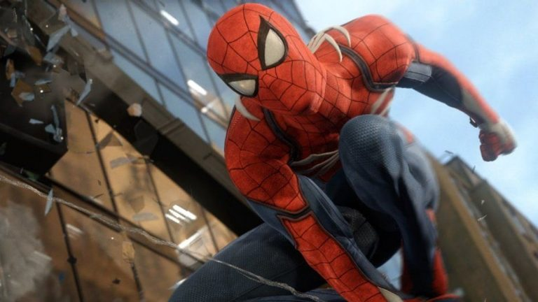 Spiderman PlayStation 5