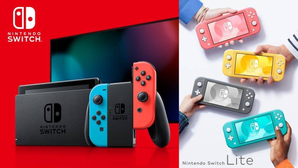 Nintendo Switch Japonya