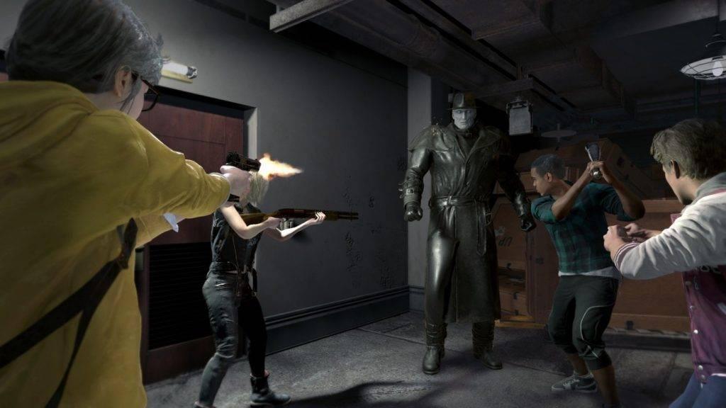 Resident Evil Multiplayer