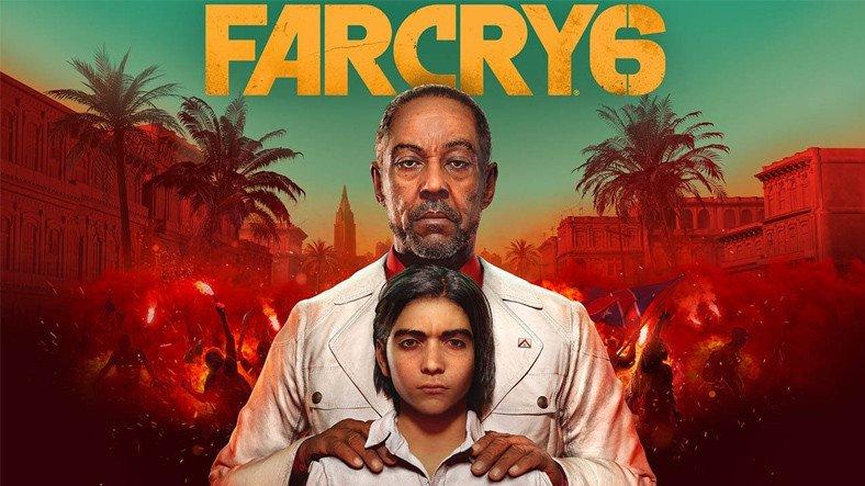 Far Cry 6 oynanış videosu