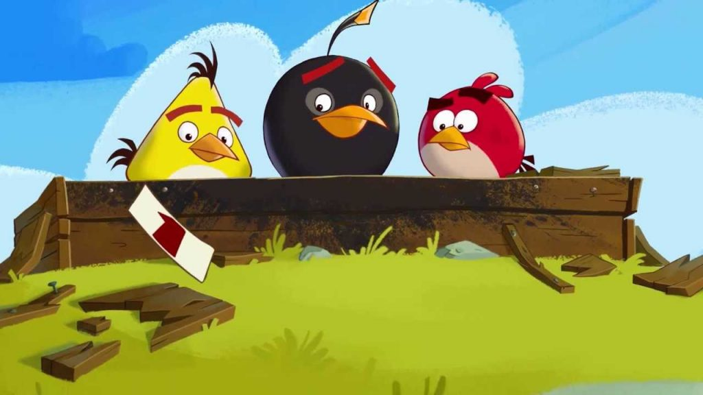 Angry Birds Google Play