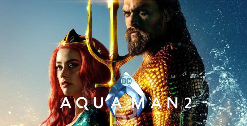 Aquaman 2 filminin resmi adı belli oldu