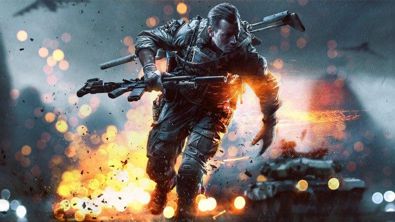 EA Battlefield Call of Duty