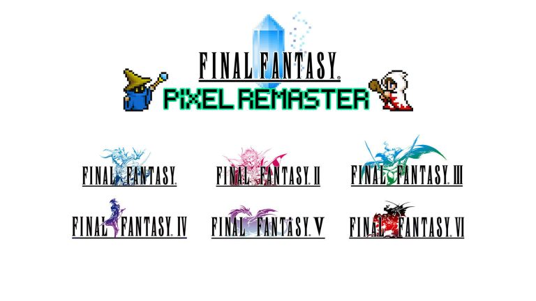 Final Fantasy Pixel Remaster Steam