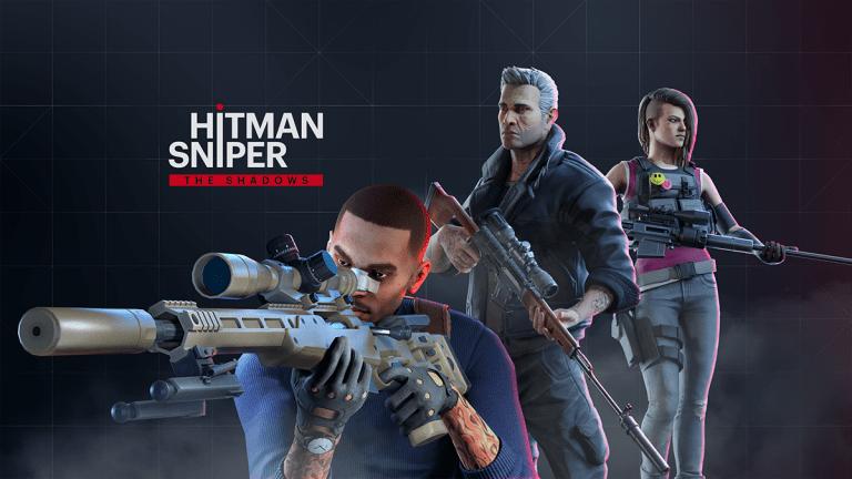 Hitman Sniper The Shadows fragmanı