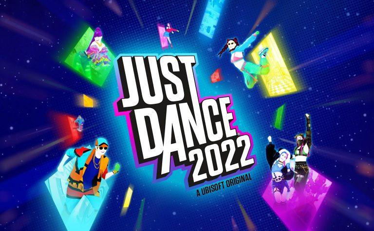 Just Dance 2022 E3 fragmanı