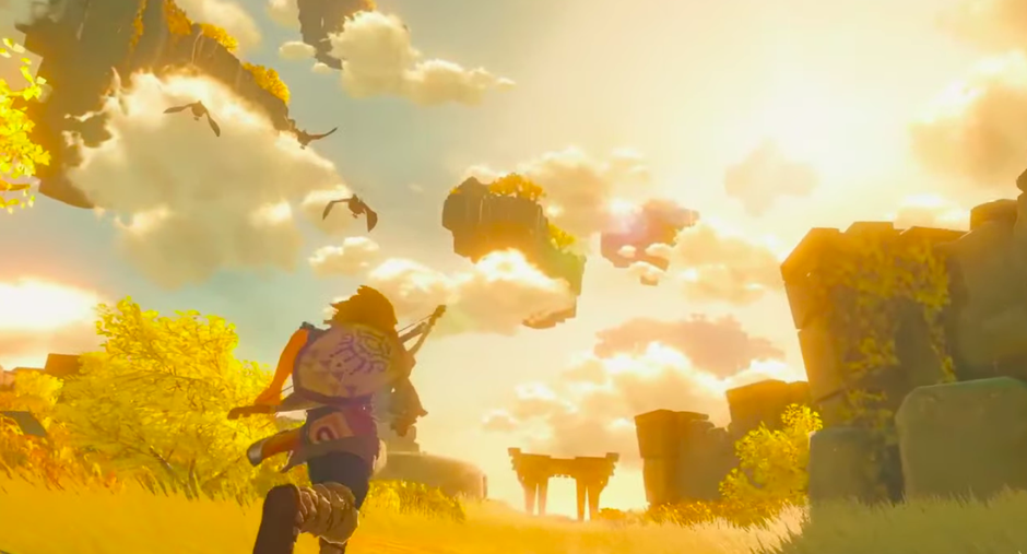 Legend of Zelda Breath of the Wild 2 duyuruldu
