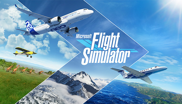 Microsoft Flight Simulator E3 2021