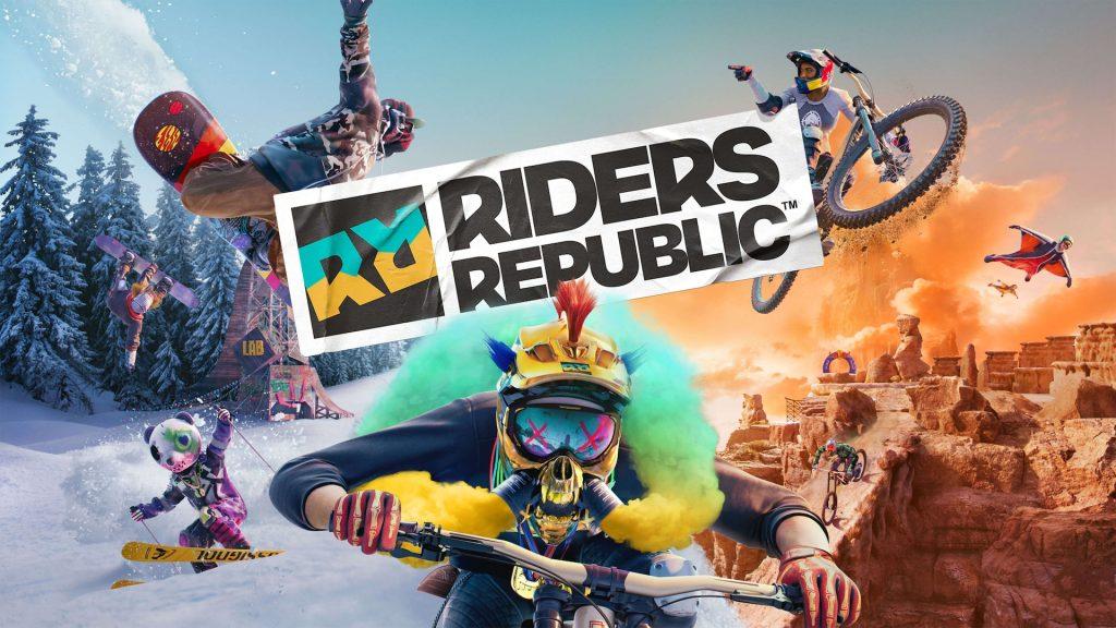Riders Republic oynanış videosu
