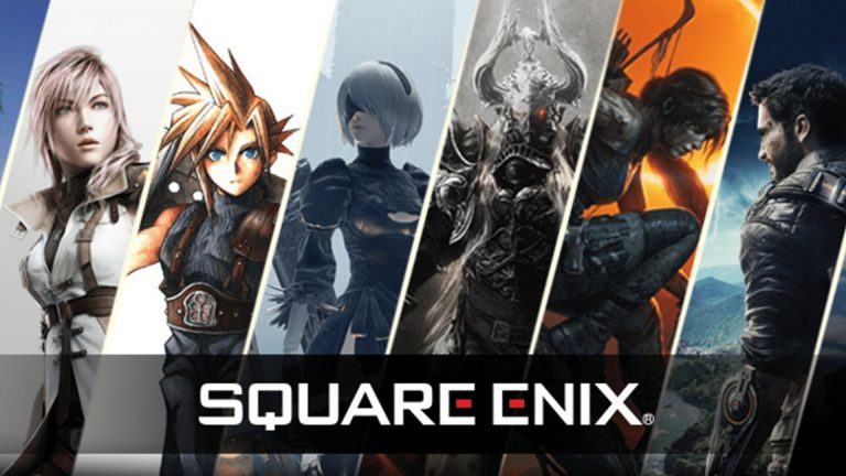 Square Enix E3 2021 oyunlaır