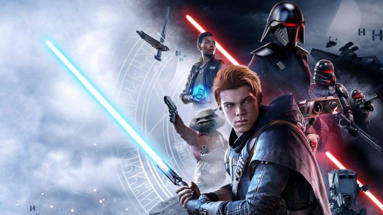 Star Wars Jedi Fallen Order Xbox Series X