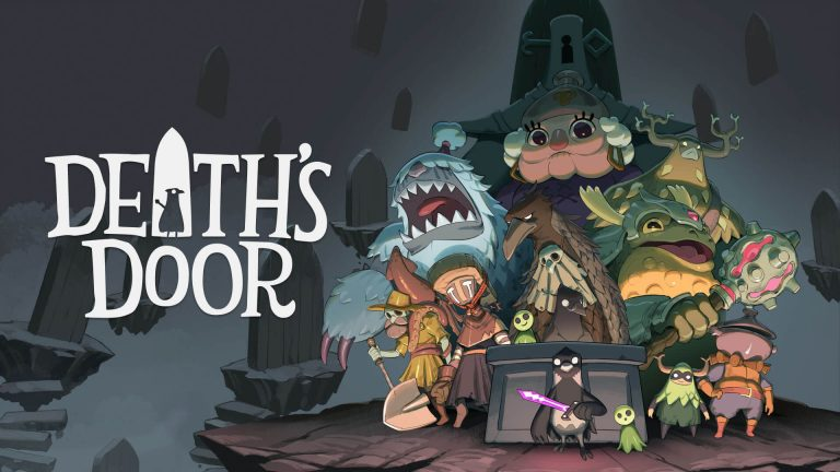 Death's Door twitter