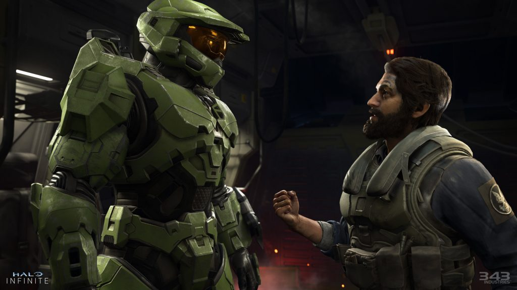 Halo Infinite bot sistemi