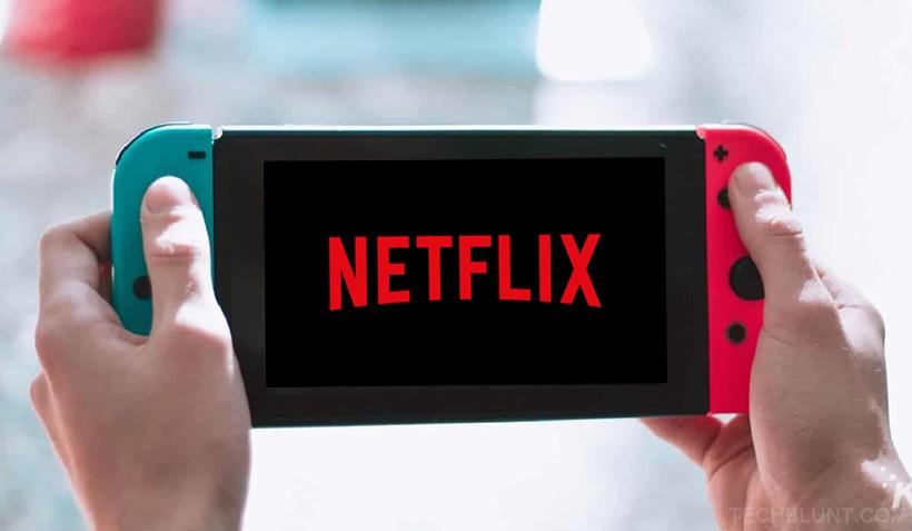 Nintendo Netflix