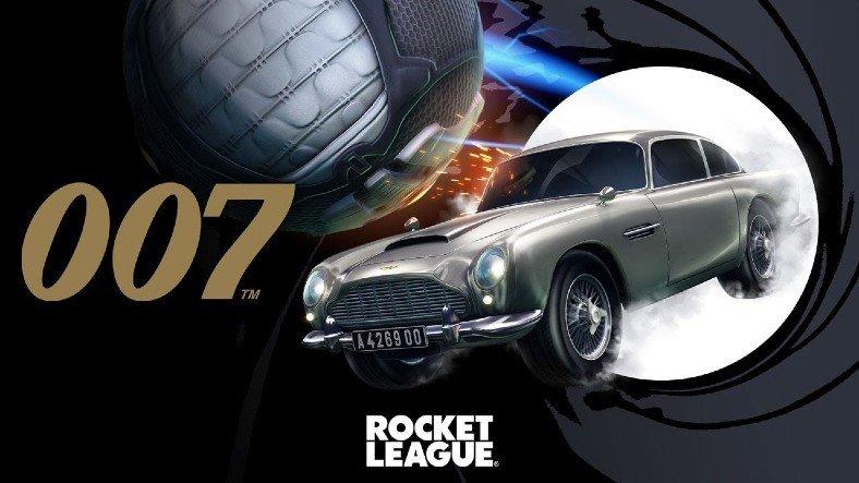Rocket League Aston Martin oyuna geliyor