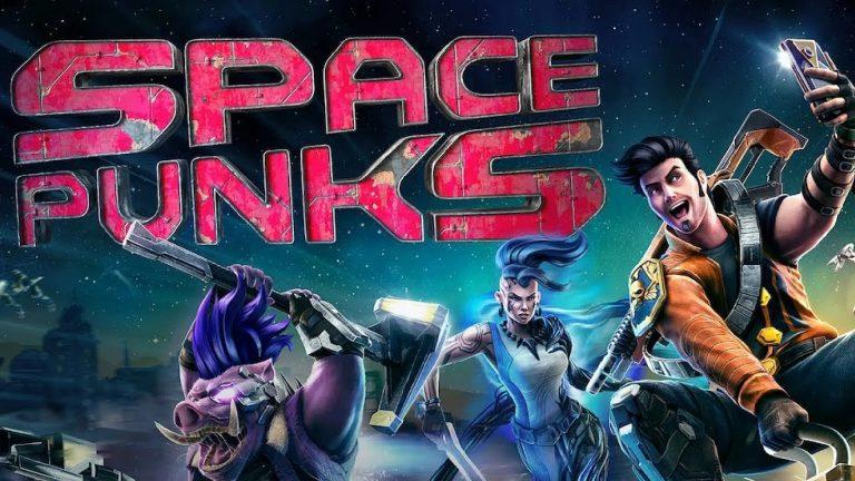 Space Punks oynanış fragmanı
