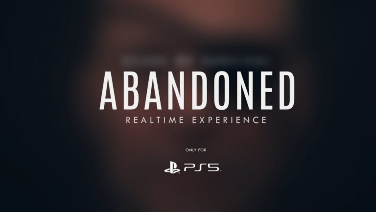 Abandoned PS5