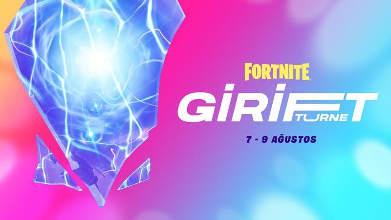Fortnite Grift Turne etkinliği nedir
