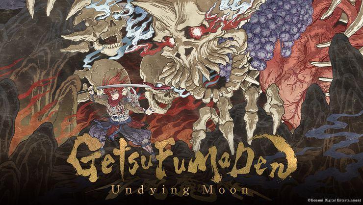 GetsuFumaDen Undying Moon güncelleme