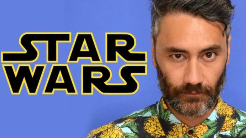 Taiti Waititi Star Wars