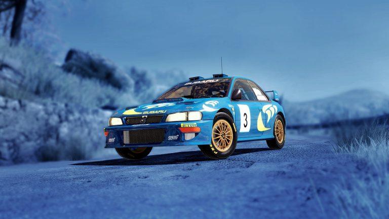 WRC 10'dan yeni fragman geldi