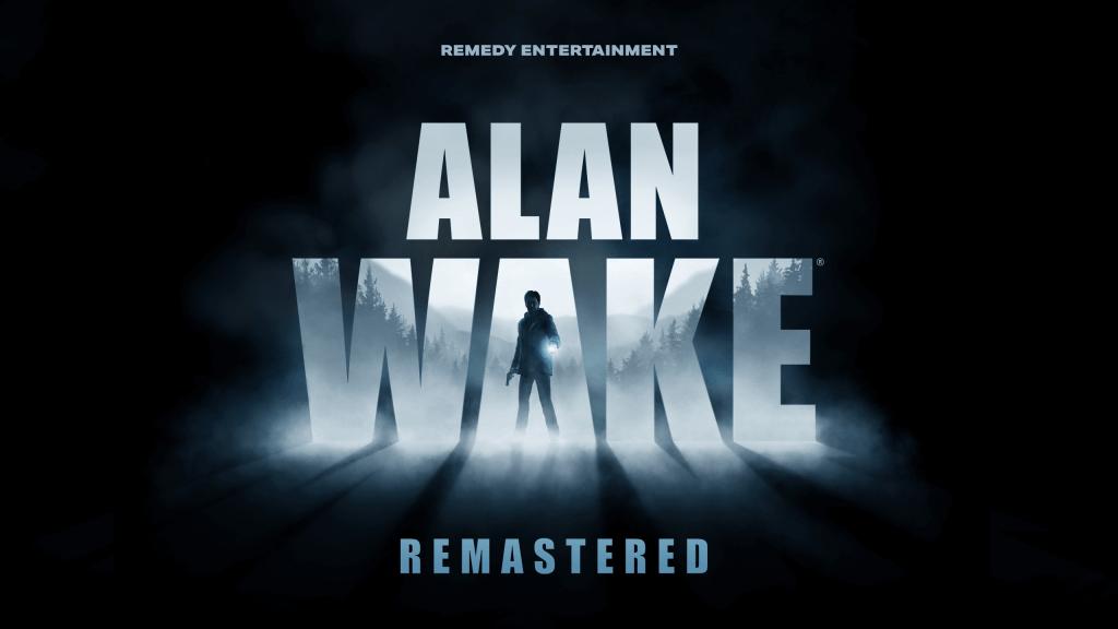 Alan Wake Remastered Epic Games