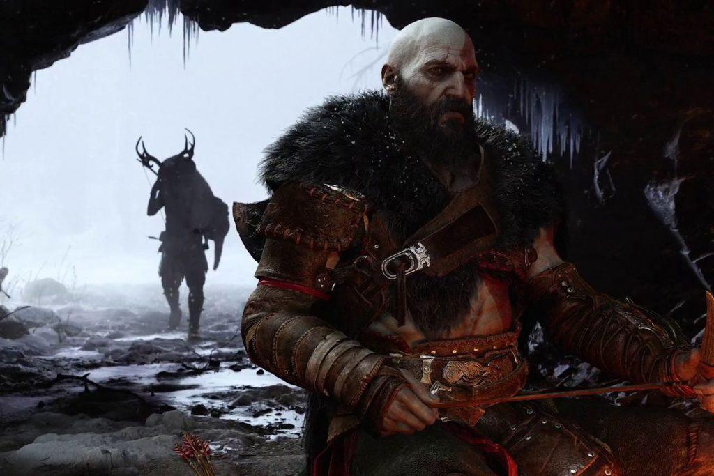 God of War Ragnarok fragman