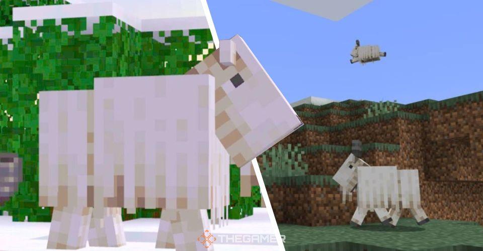 Minecraft Keçi sesleri