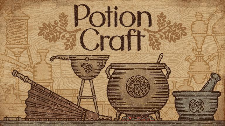 Potion Craft Steam