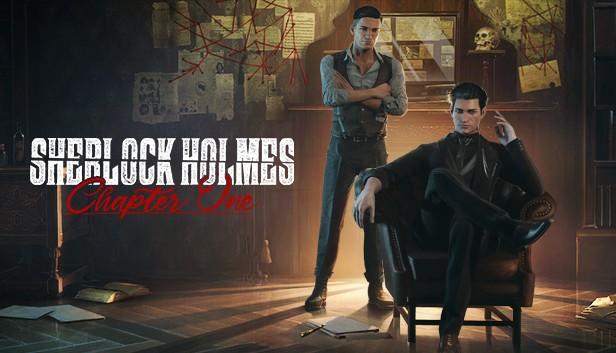 Sherlock Holmes Chapter One Xbox Series X/S
